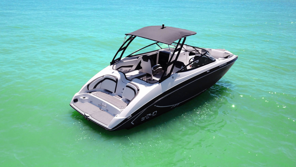 Rental boat cape coral